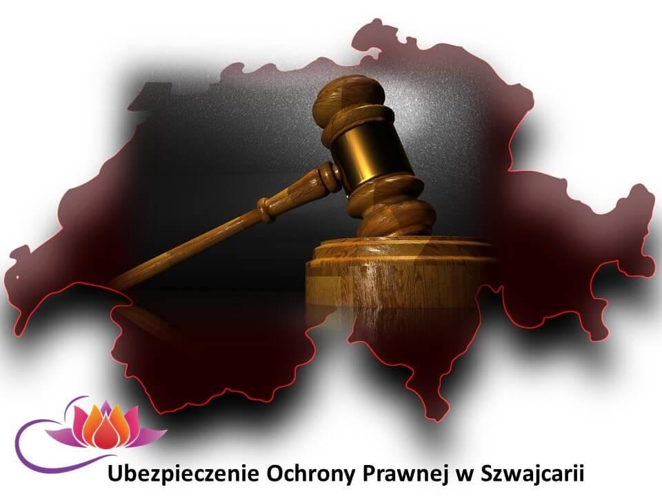 Ubezpieczenie Ochrony Prawnej - Rechtsschutzversicherung